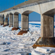 Confederation Bridge — Stock Photo #55998409