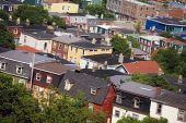 St Johns Newfoundland — Stock Photo