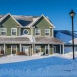 Winter Home — Stock Photo #57311075