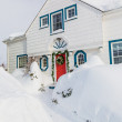 Winter Home — Stock Photo #57480099