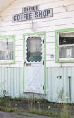Abandoned Motel — Stock Photo