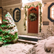 Christmas House — Stock Photo #61343427