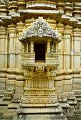 Ranakpur Jain Temple shrine — Stock Photo