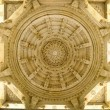 Ranakpur Jain Temple dome ceiling — Stock Photo #57850547