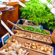 Organic market — Stock Photo #58436973
