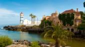 Santa Marta lighthouse — Stock Photo