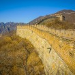 Great Wall side — Stock Photo #60676535