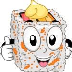������, ������: California Maki Mascot