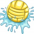 Water Polo Ball — Stock Photo #58948063