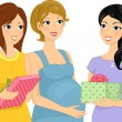 Baby Shower Gifts — Stock Photo #58948585
