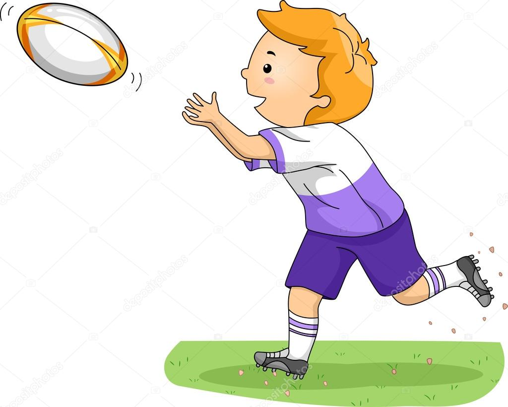 ni u00f1o cogiendo un bal u00f3n de rugby fotos de stock  u00a9 lenmdp rugby ball clipart black and white rugby ball clipart png