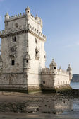 Belem Tower in Lisbon Portugal — Stock Photo