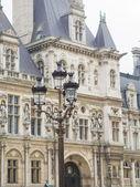 the City Hall of Paris — Stock Photo