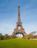パリのエッフェル塔の眺め. — ストック写真