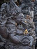 Statue of ganesha in bali, indonesia — Stock Photo