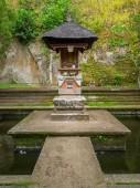 Goa Gajah temple in Bali   — Stock Photo
