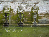 Goa Gajah Tempel in Bali — Stockfoto