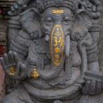 Statue of ganesha in bali, indonesia — Stock Photo #61044187