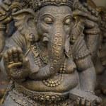 Statue of ganesha in bali, indonesia — Stock Photo #61044243