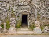 Goa Gajah temple in Bali   — Foto Stock