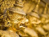 Garuda Wat Phra Kaew Bangkok Thailand — Stockfoto