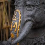 Statue of ganesha in bali, indonesia — Stock Photo #61628157