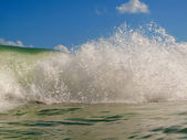 Ocean waves close up  — Stock Photo