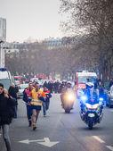 Charlie Hebdo masacre de París Francia — Foto de Stock