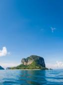 Пляж poda в Краби Таиланд — Стоковое фото