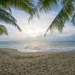 Koh Samui, Thailand Lamai Beach — Stock Photo #73297283