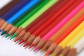 Crayons colorés — Photo