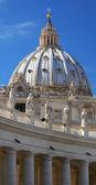 St. Peter'ın bazilika — Stok fotoğraf