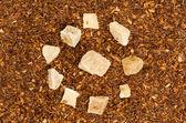 Organic herbs tea — Stok fotoğraf