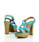Womens fashion shoes — 图库照片