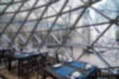 Restaurant blur background — Stock fotografie