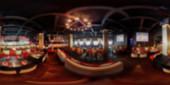 Restaurant blur background — Stock Photo