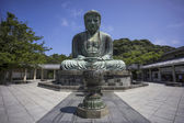 Great Buddha of Kamakura (Daibutsu) — Stock Photo