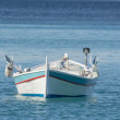 Fishing boats in a port — Stock Photo #52111563