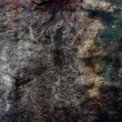 Abstract grunge background in gray, brown and green tones. — Stock Photo #59542695