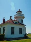 The Lighthouse at Mukilteo — Stok fotoğraf