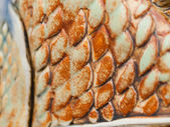 Fondo de cerámica — Foto de Stock