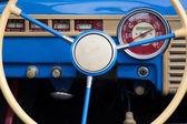 古い車のダッシュ ボード — ストック写真