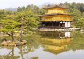 Kinkaku-ji temple — Stock Photo