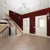 Interior hall — Stock Photo