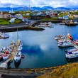 Stykkisholmur Harbor — Stock Photo #51957463