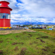 Red lighthouse — Stock Photo #52506793
