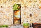 Doors of Tel Aviv — Foto Stock
