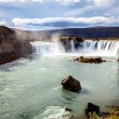 Godafoss waterfall in Iceland — Stock Photo #63850001