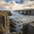 Selfoss waterfall — Stock Photo #70748387