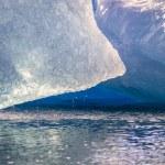 таяние айсберга — Стоковое фото #71375691